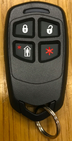 Battery Types for Motion Detector, Wireless, Key Fob etc